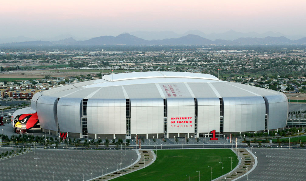 University of Phoenix Stadium in Glendale, Glendale Real Estate and Lifestyle